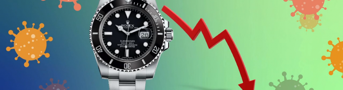 Rolex price crash? How the market reacts to COVID-19
